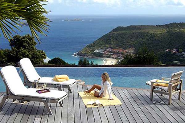 Wimco Villas Francois Plantation St Barts Villa Pool Book Now With