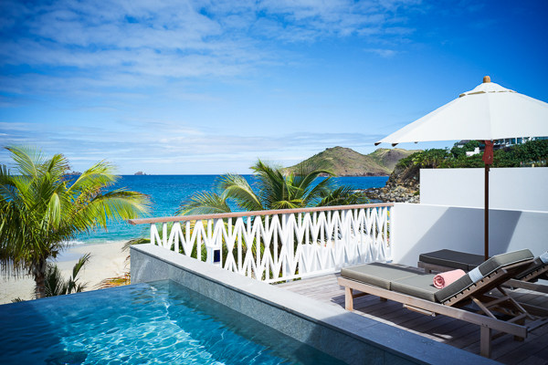 St Barths On the Beach at Cheval Blanc