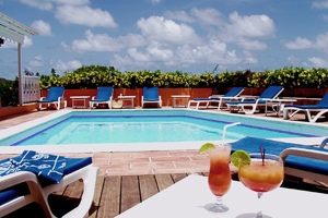 WIMCO Villas, The Tropical Hotel, St. Barts, Villa Pool, Book now with WIMCO Villas