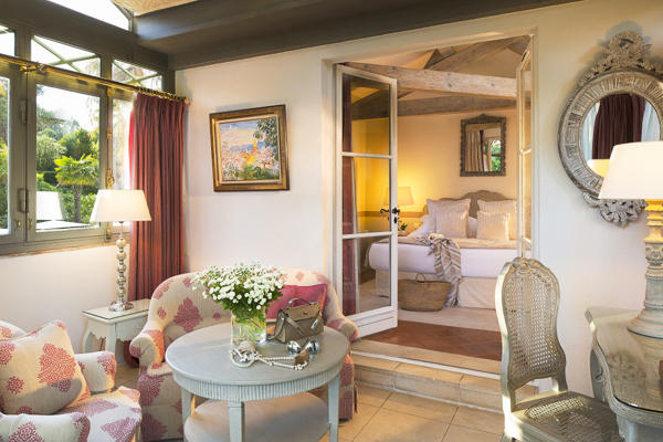 WIMCO Villas, St. Tropez Luxury Hotel, Bastide de St-Tropez, Book a Hotel room now with WIMCO Villas.