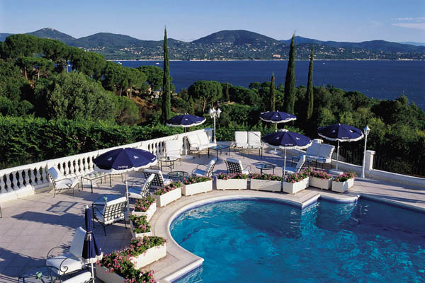 WIMCO Villas, Hotel Villa Belrose, St. Tropez, Villa Pool, Book now with WIMCO Villas