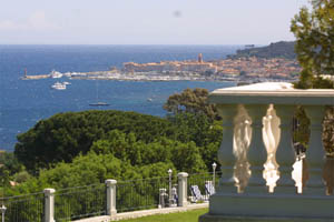 WIMCO Villas, Hotel Villa Belrose, St. Tropez, View from Villa, Book now with WIMCO Villas