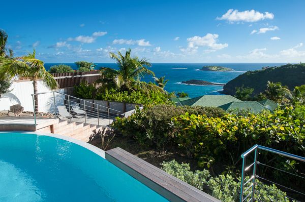 WIMCOsbh, Property for sale, WR VAL, Pointe Milou, 8 Bedroom, View from Villa